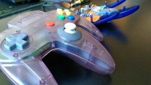 Redesigned N64 Joystick